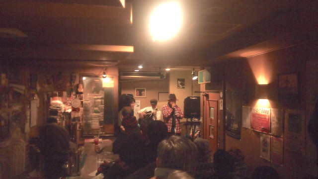 MUZMI with Chicago Blues 3/4 @ 喫茶A7