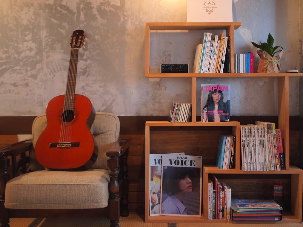 【長岡】まちに開いた音楽制作プロダクション、「音楽図書室」をオープンしました!