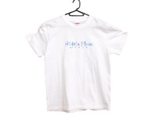 「Niigata Music Post」のTシャツを作成しました。送料込み、1枚1,620円です!